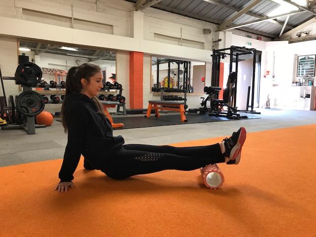foam rolling | personal training