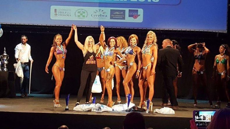 Leicester Charity Bodybuilding Show