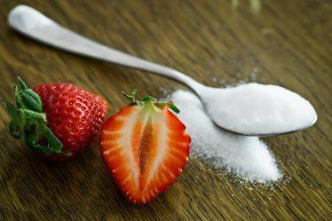 sugars | strawberries